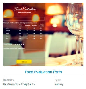 Free Online Form Builder. Surveys and Contact Forms